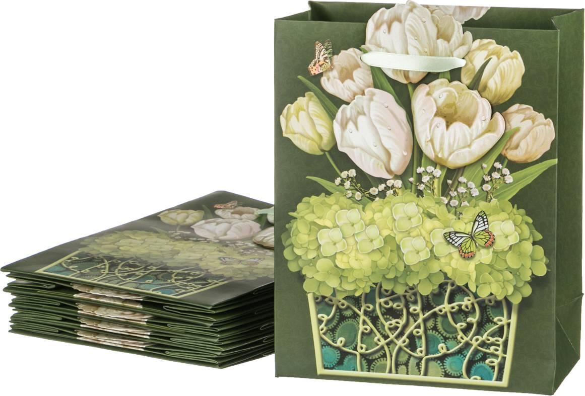 Куме, упаковка подарочная из открыток