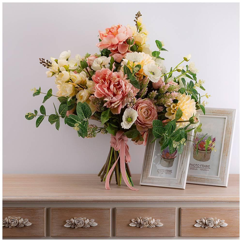 Цветочные композиции букетов цветов